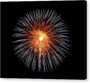 Big Bang Canvas Print by Gary Gunderson