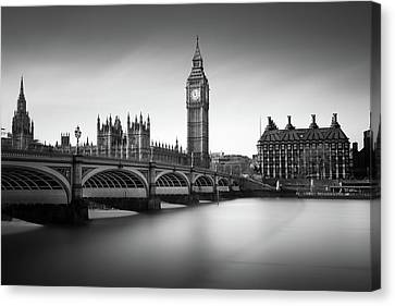 Big Ben Canvas Print by Ivo Kerssemakers