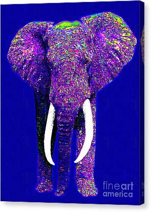 Big Elephant 20130201m118 Canvas Print