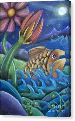 Big Fish Canvas Print