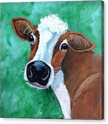 Big Nose Kate Canvas Print
