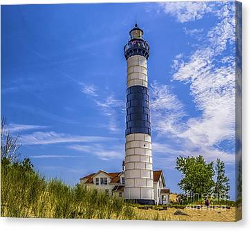 Big Sable Light Canvas Print