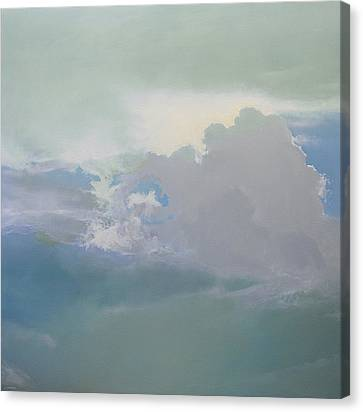 Big Sky 2 Sold Canvas Print by Cap Pannell