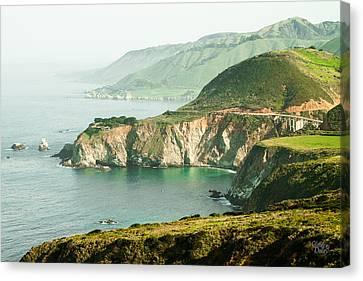 Big Sur-1 Canvas Print