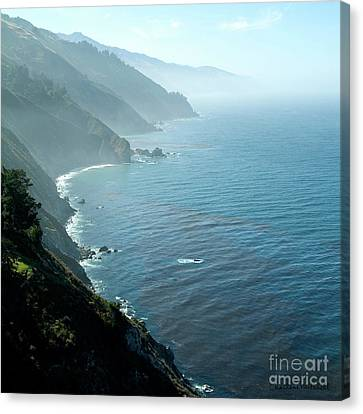 Big Sur Majesty Canvas Print