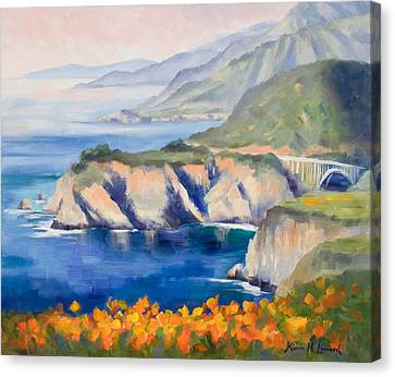 Big Sur Peace Canvas Print