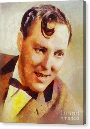 Bill Haley, Music Legend Canvas Print
