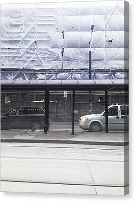 Transportation Canvas Print - Billowing  by Kreddible Trout