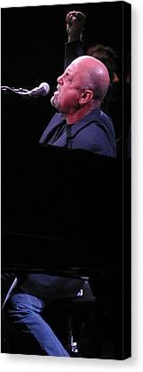 Billy Joel 4 Canvas Print by Jack Dagley