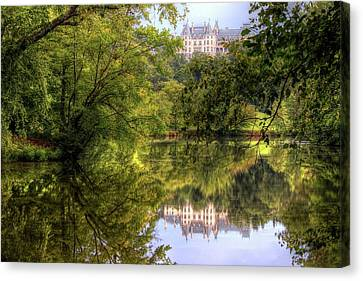 Biltmore Estate Reflections Canvas Print