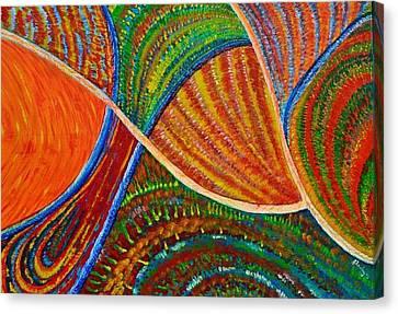 Bilums Canvas Print