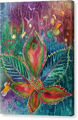 Bindhi Canvas Print
