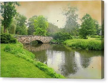Binney Park Spotlight Canvas Print