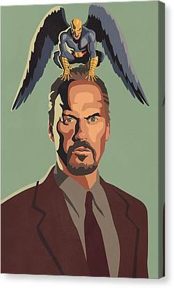 Birdman 2015  Canvas Print by Unknown