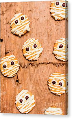 Biscuit Canvas Print - Biscuit Gathering Of Monster Mummies by Jorgo Photography - Wall Art Gallery