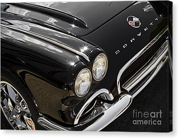 Black '62 Canvas Print by Dennis Hedberg