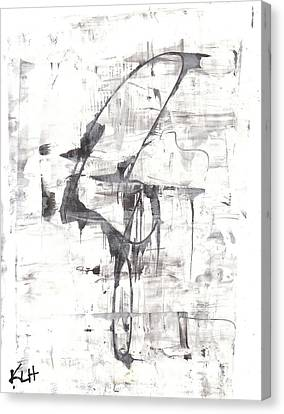 Black And White Series 828.120411 Canvas Print by Kris Haas