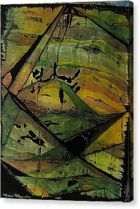 Black Hills Canvas Print by David Raderstorf