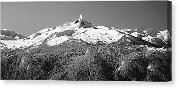 Black Tusk Canvas Print by Pierre Leclerc Photography