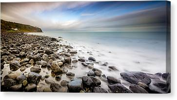 Blackhead From Whitehead Canvas Print