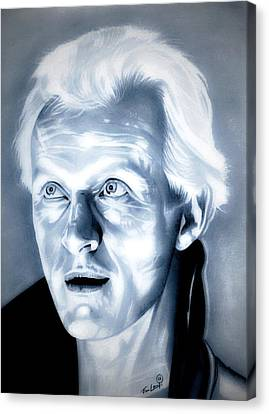 Blade Runner Roy Batty Canvas Print by Fred Larucci