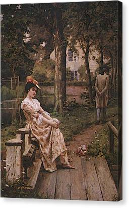 Blair Leighton Off Canvas Print