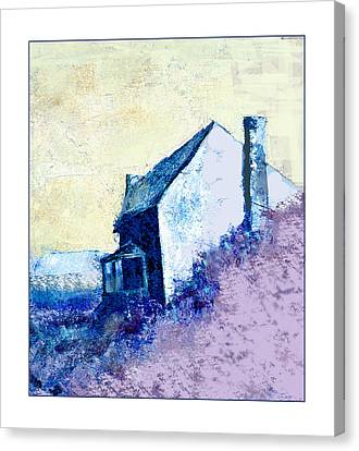 Canvas Print - Blakes House Revisited by Dale Witherow