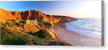 Blanche Point Canvas Print