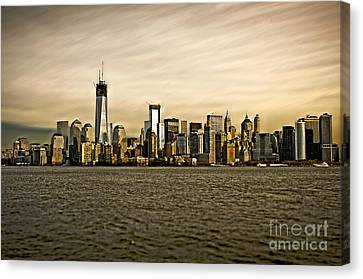 Blanket Canvas Print by Alessandro Giorgi Art Photography