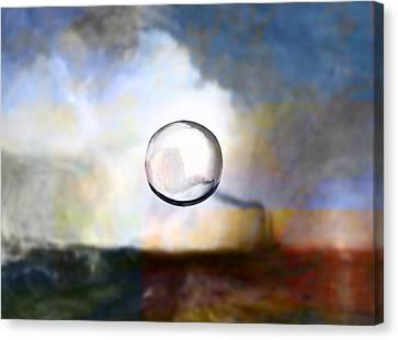 Blend 8 Turner Canvas Print