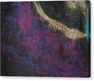 Blessed Boundlessness Canvas Print by Kseniya Nelasova