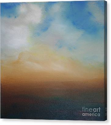 Blessed Canvas Print by Michele Hollister - for Nancy Asbell