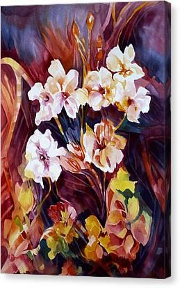 Bliss Canvas Print by Carolyn LeGrand
