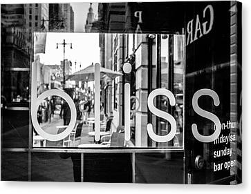 Bliss Canvas Print by David Sutton
