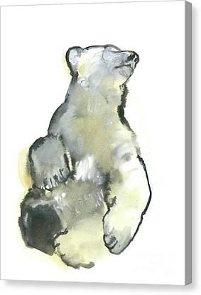 Bliss Canvas Print by Mark Adlington