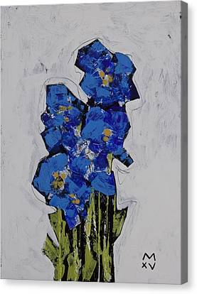 Bloom No. 3  Canvas Print by Mark M  Mellon