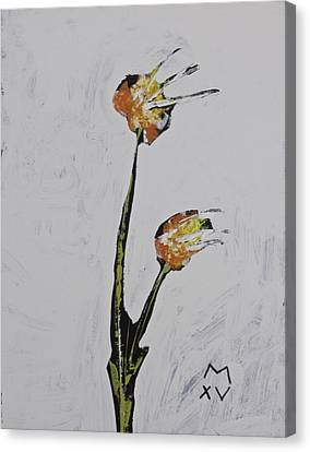 Bloom No. 8  Canvas Print by Mark M  Mellon