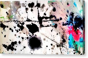 Canvas Print - Blotch  by Amy Sorrell