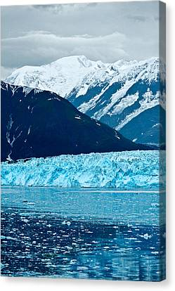 Blue Alaska Canvas Print