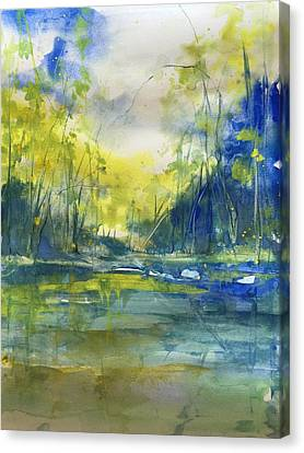 Blue Bayou Canvas Print by Robin Miller-Bookhout