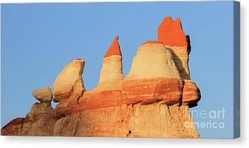 Blue Canyon - Arizona- Usa Canvas Print