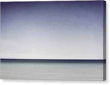 Blue Horizon Canvas Print by Scott Norris
