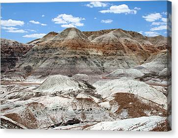 Blue Mesa 2 Canvas Print