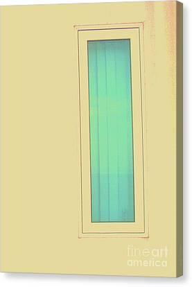 Blue  Canvas Print by Vanessa Palomino