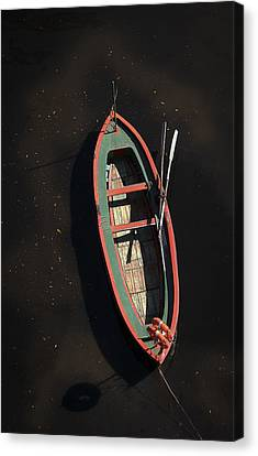 Boat Canvas Print by Silvia Bruno