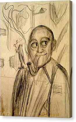 Bob Hope's Dream Canvas Print by Michael Morgan