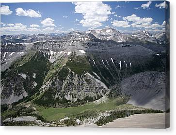 Bob Marshall Wilderness 2 Canvas Print