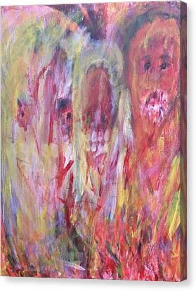 Bobby Canvas Print by Randall Ciotti