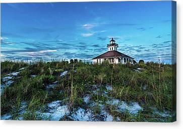 Boca Lighthouse Canvas Print