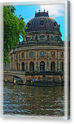 Bode Museum Canvas Print by Joan Carroll